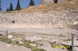 theatre of dyonisos