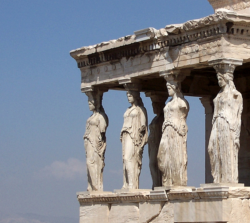 00000030the caryatids-the 6 maidens