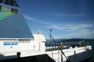 Interislnder ferry well-picton