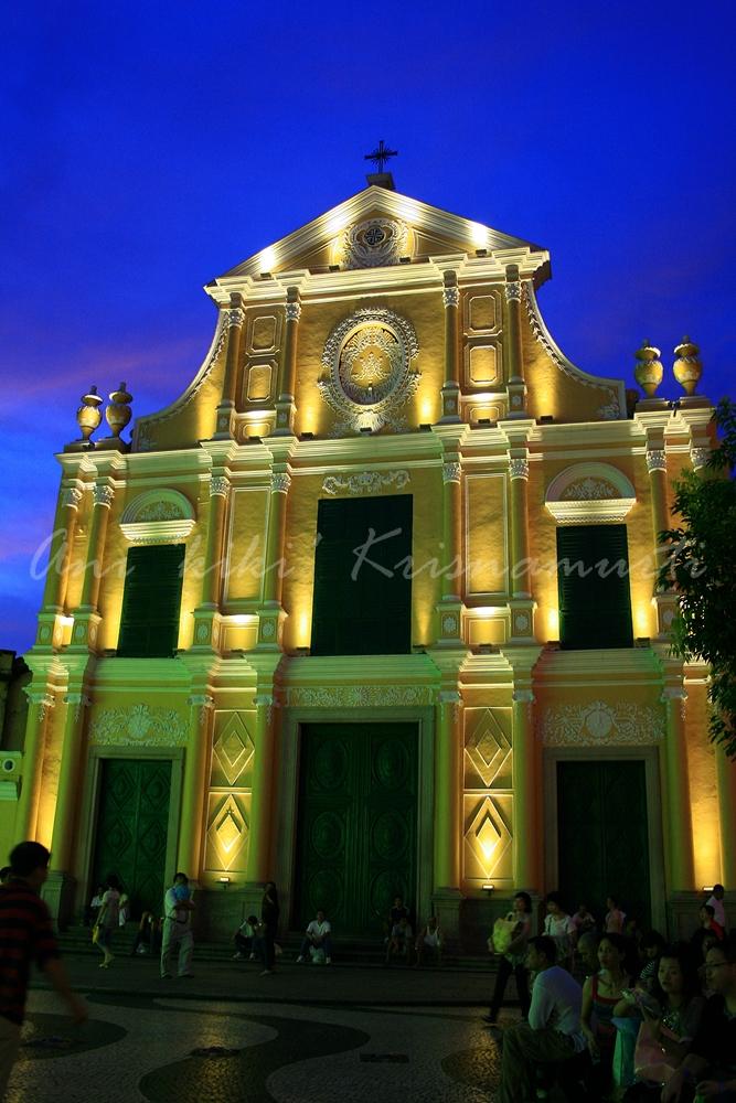 Church of St DOminic