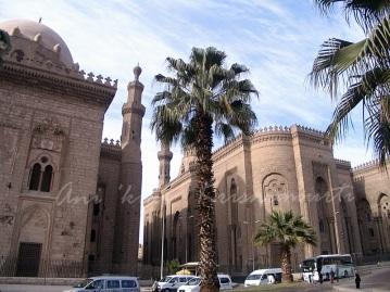 mosque & madrasa-sultan-hassan