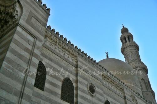 Madrasa Khanqah of Sultan al-Zahir Barquq