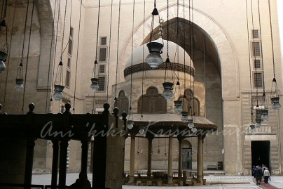 mosque sultan hassan