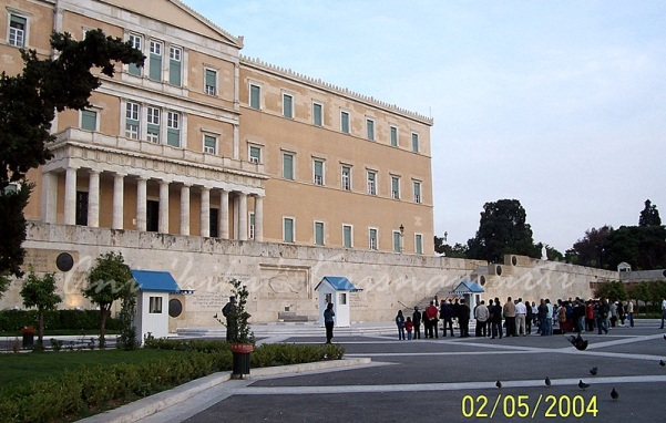 parliament building-old royal palace