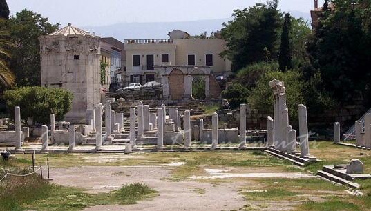 Roman Agora and the Tower of Winds