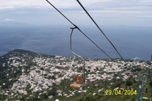 capri from liftchair