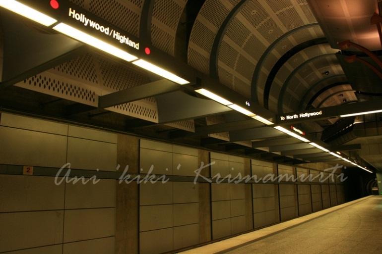 LA21. metro st