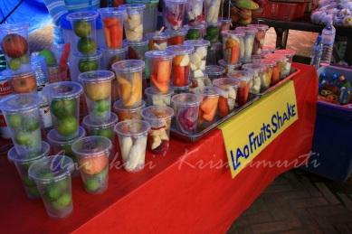 lao fruit shake