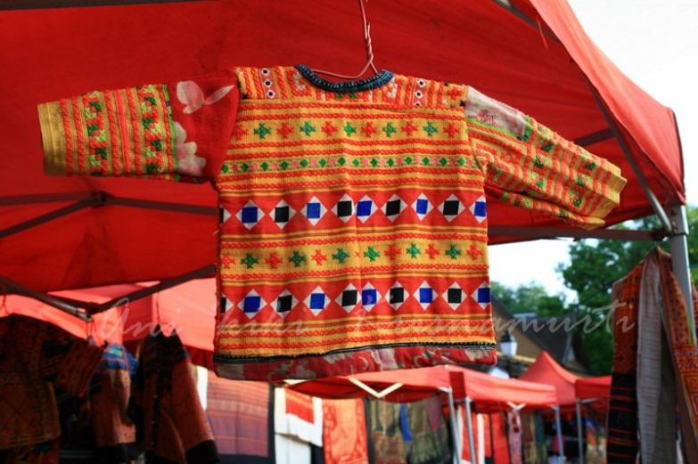 Hmong Night market