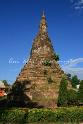 That Dam(black stupa)