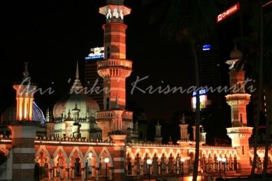 KL- jamek mosque