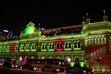 Kuala Lumpur- samad building
