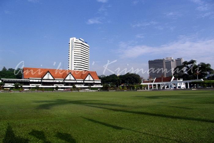 Kuala Lumpur- merdeka square