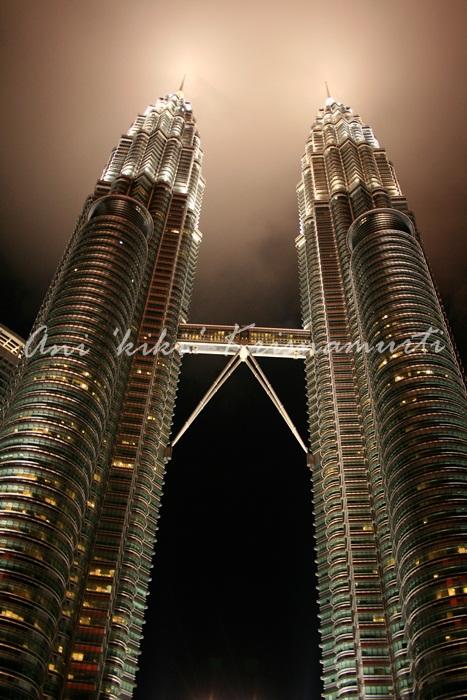 Kuala Lumpur- twin tower
