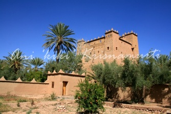 kasbah of ait abou