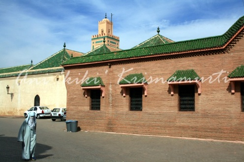 ali-bin-yousef mosque