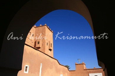 kasbah taourirt