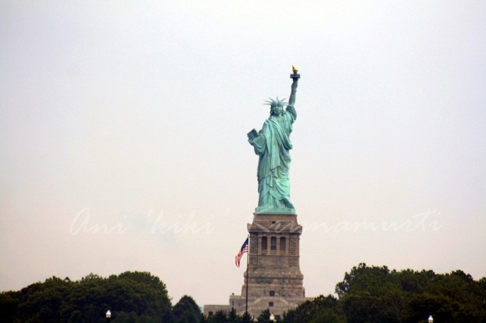 from liberty state park, New Jersey