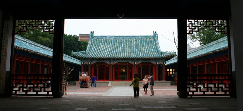 Lady Linshui temple,tainan