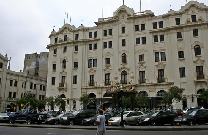 Hotel gran Bolivar