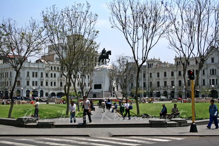 16.Plaza San Martin