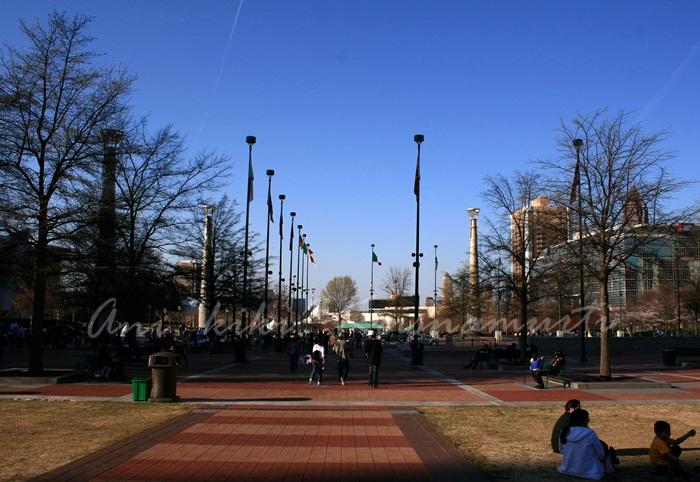 Centennial Olympic Parkk
