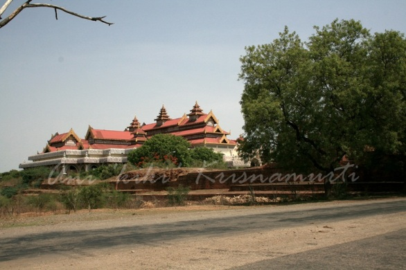 OLD BAGAN-Archaelogical museum