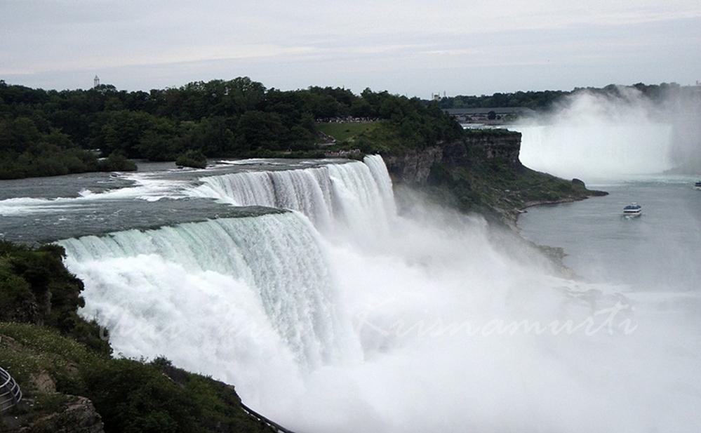 niagara falls: americanfalls-bridal-veilfall--horseshoe-falls
