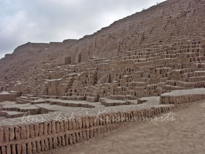 clay pyramid- 200 AD and 700 AD