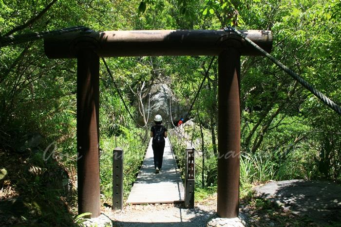 Lyushui trail
