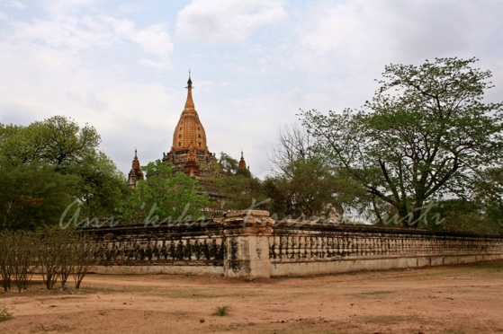 68.Ananda Temple-northern plain