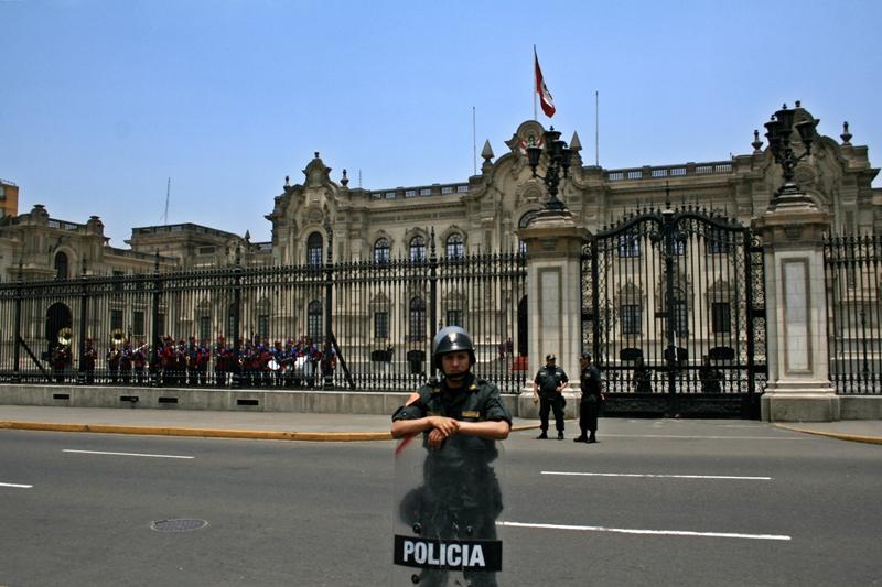 8.Palacio de gobierno-Government Palace of Perú-