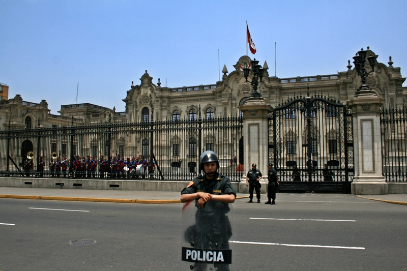 8.Palacio de gobierno-Government Palace of Perú-