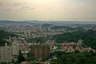 view from maokong