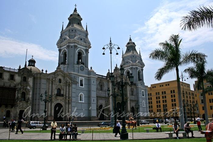 .La Catedral de Lima