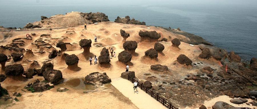 yehliu geological park,new taipei