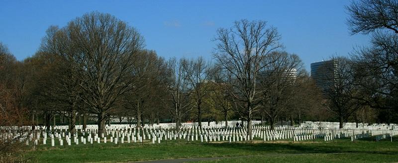 arlington national cemetery,va