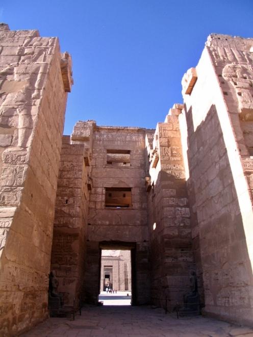 migdol gate-entrance