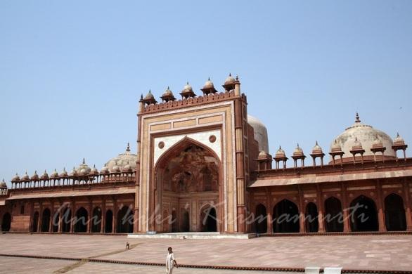 jama masjid/jama mosque