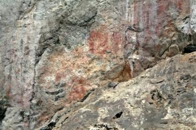 rock painting-morowali-kolonodale
