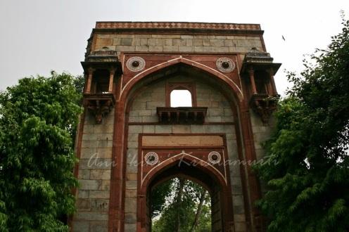 Gateway into Arab Sarai