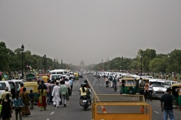 rajpath -ceremonial boulevard