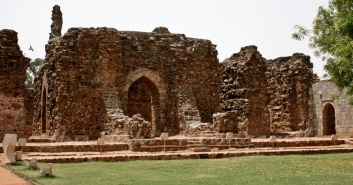 Tomb of Alauddin Khilji