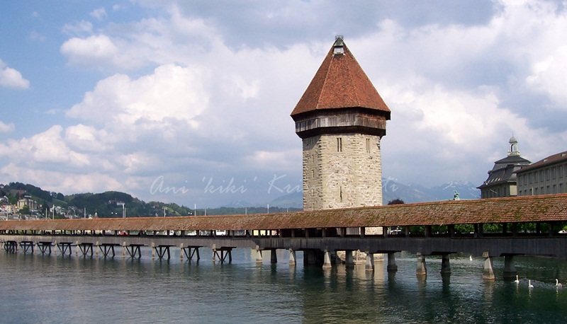 kappelbrucke (chapel bridge) and water tower