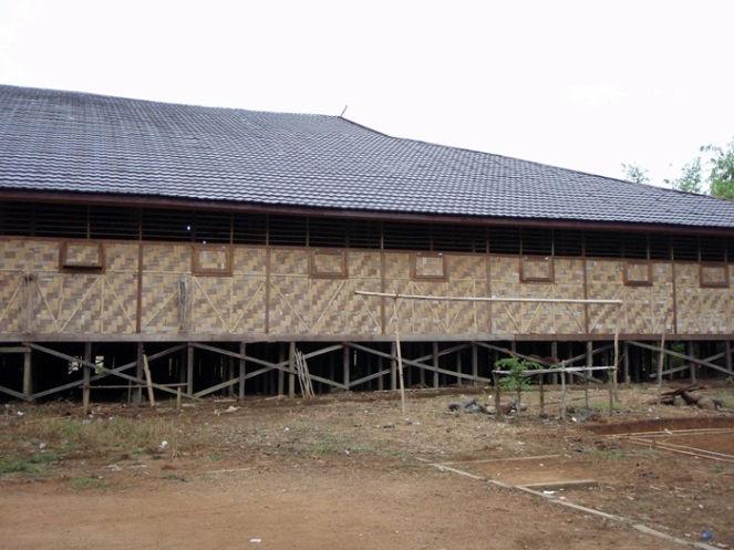 traditional long house
