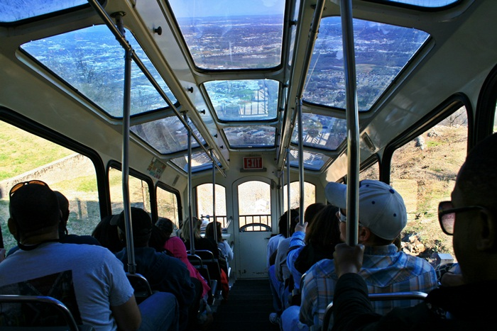 lookout mountain railway, chattanooga