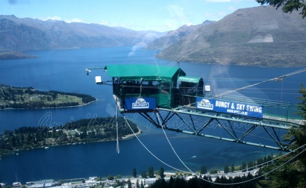 bungy & sky wing