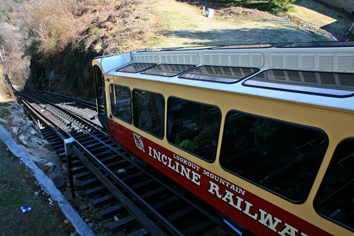 lookout mountain railway, chattanooga