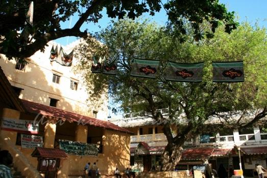 fort square