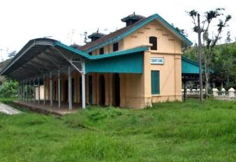 tuntang station